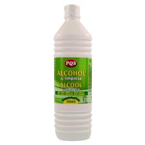 Alcohol de limpieza